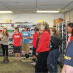 Students Tour AAMCO Franchise University to Learn About Careers in the Automotive Repair Industry