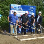 AAMCO Breaks Ground On New Service Center
