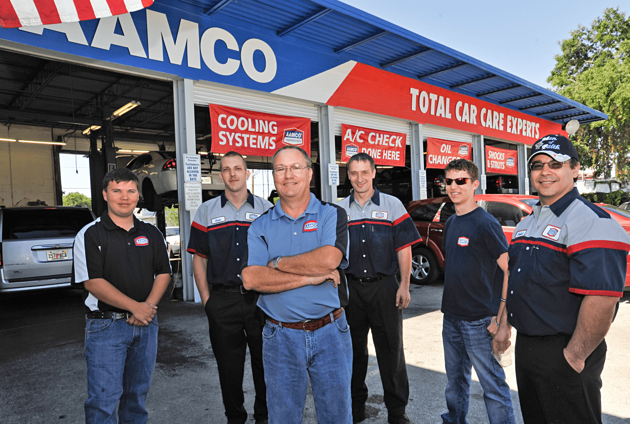 Franchise owners enjoy success through the years