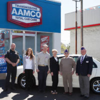 AAMCO franchise owner Lou