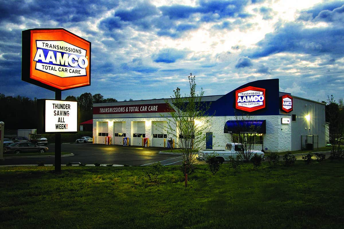AAMCO Named in top 100 best franchises for 2017